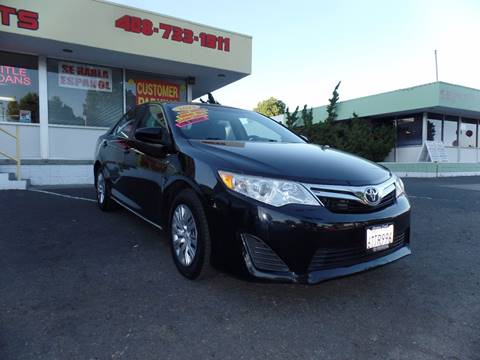 2012 Toyota Camry for sale in Sunnyvale, CA