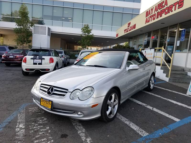 Wonderful 2005 Mercedes Benz CLK For Sale At Bay Area Auto Imports In Sunnyvale CA