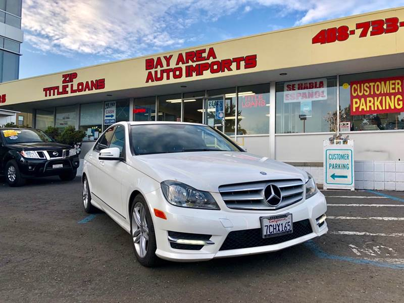 2013 Mercedes Benz C Class For Sale At Bay Area Auto Imports In Sunnyvale