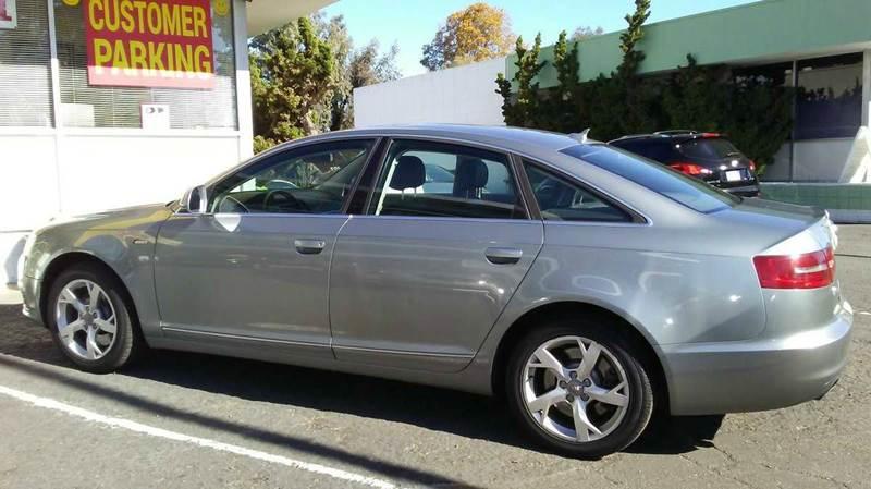2010 Audi A6 AWD 3.0T quattro Premium 4dr Sedan - Sunnyvale CA