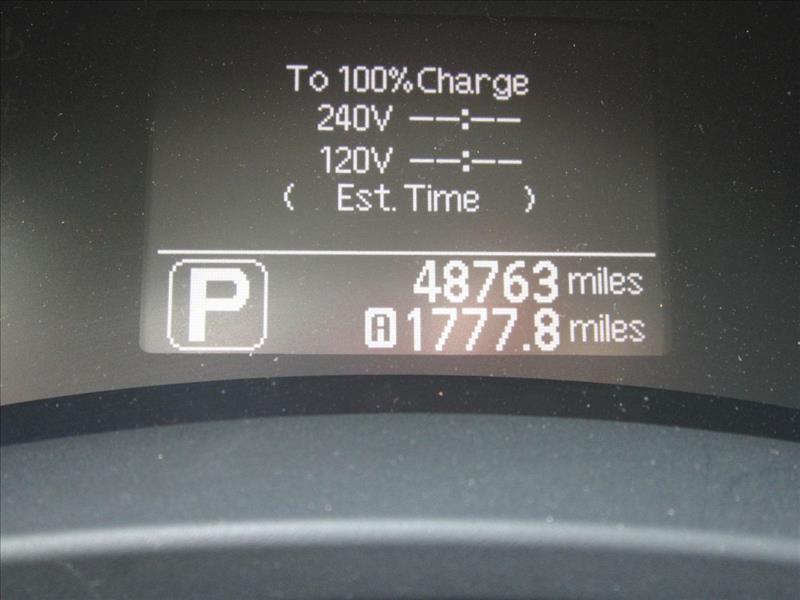 2012 Nissan LEAF SL 4dr Hatchback - Sunnyvale CA