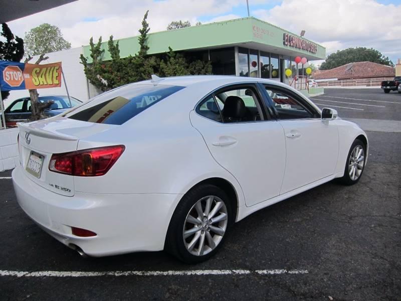 2009 Lexus IS 250 AWD 4dr Sedan - Sunnyvale CA