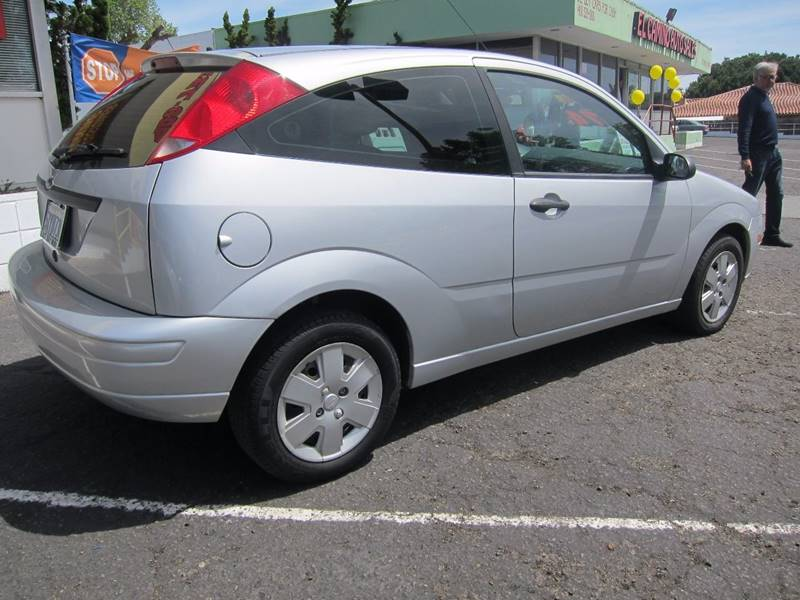 2007 Ford Focus ZX3 SE 2dr Hatchback - Sunnyvale CA