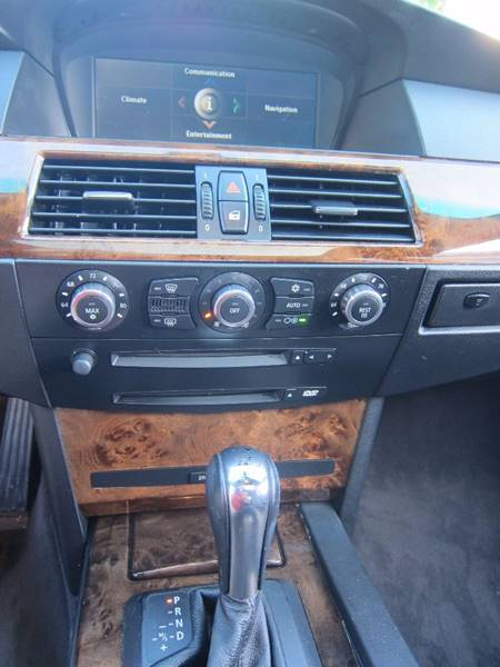 2007 BMW 5 Series 530i 4dr Sedan - Sunnyvale CA