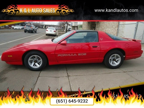 1992 Pontiac Firebird for sale in Saint Paul, MN