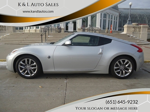 2014 Nissan 370Z for sale in Saint Paul, MN