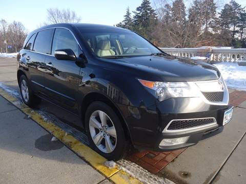 2010 Acura MDX for sale in Saint Paul, MN