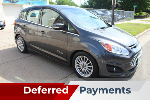2015 Ford C-MAX Energi for sale at K & L Auto Sales in Saint Paul MN