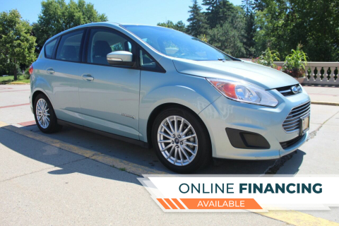 2013 Ford C-MAX Hybrid for sale at K & L Auto Sales in Saint Paul MN