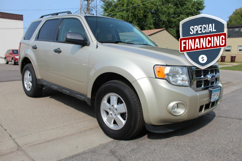2012 Ford Escape for sale at K & L Auto Sales in Saint Paul MN