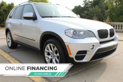 2012 BMW X5 for sale at K & L Auto Sales in Saint Paul MN