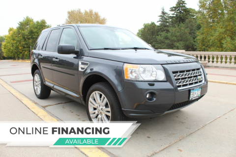 2010 Land Rover LR2 for sale at K & L Auto Sales in Saint Paul MN