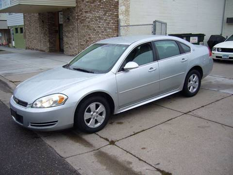 2009 Chevrolet Impala for sale in Saint Paul, MN