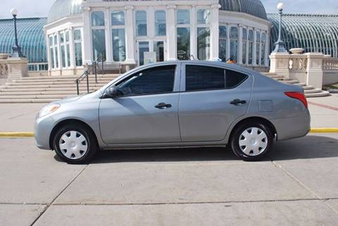2014 Nissan Versa for sale in Saint Paul, MN
