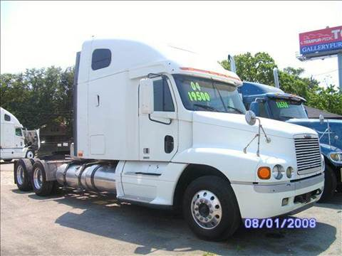 2004 Freightliner Century for sale at JAG TRUCK SALES in Houston TX