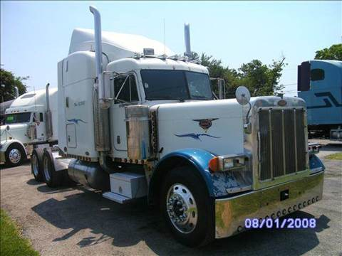 Peterbilt Semis Commercial Trucks For Sale Houston JAG TRUCK