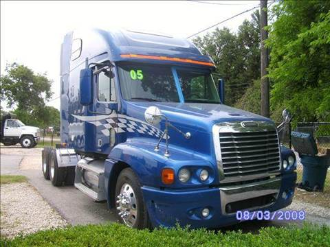 2005 Freightliner Century for sale at JAG TRUCK SALES in Houston TX