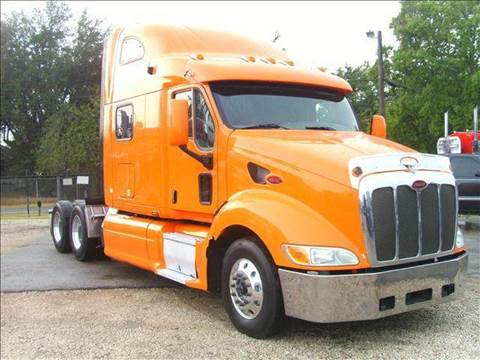 2006 Peterbilt 387 for sale at JAG TRUCK SALES in Houston TX