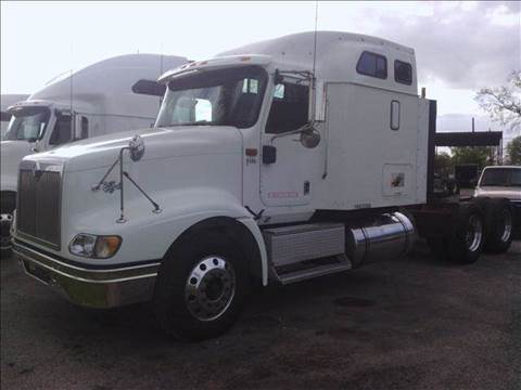 2006 International 9400i for sale at JAG TRUCK SALES in Houston TX