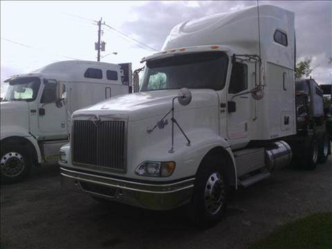 2007 International 9400i for sale at JAG TRUCK SALES in Houston TX
