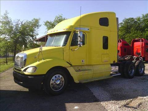 2003 Freightliner Columbia for sale at JAG TRUCK SALES in Houston TX