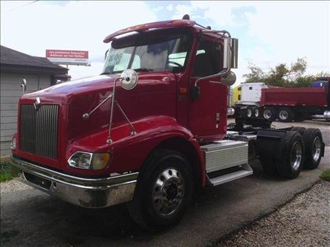2006 International 9200I for sale at JAG TRUCK SALES in Houston TX