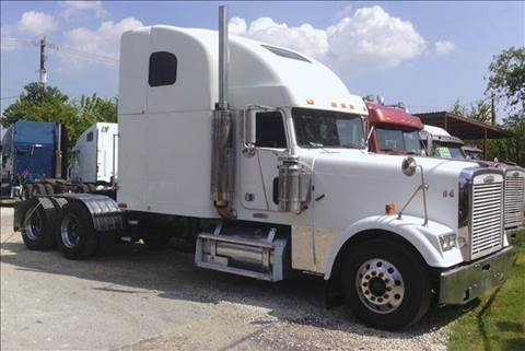 1998 Freightliner FLD132XL for sale at JAG TRUCK SALES in Houston TX