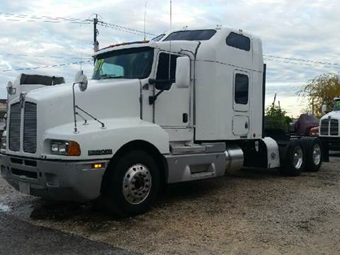 2007 Kenworth T-600 for sale in Houston, TX