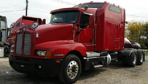 2005 Kenworth T600 For Sale In Houston Tx