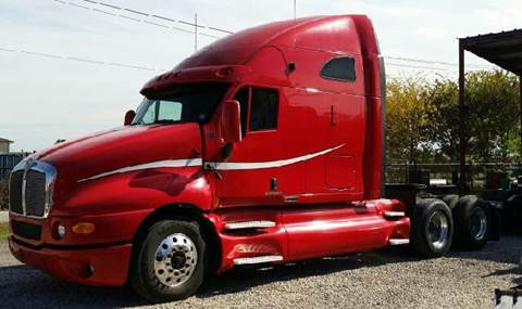 2007 Kenworth T-2000 for sale at JAG TRUCK SALES in Houston TX