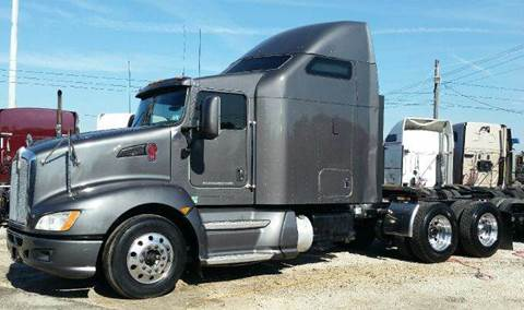 2009 Kenworth T660 for sale at JAG TRUCK SALES in Houston TX