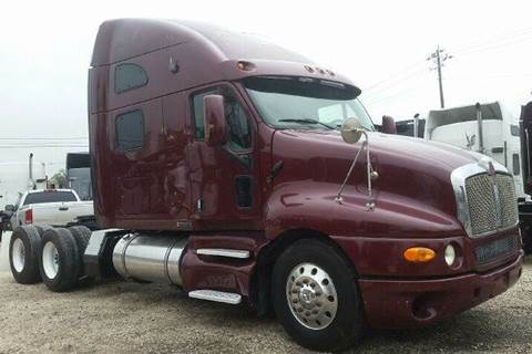 2007 Kenworth T2000 for sale at JAG TRUCK SALES in Houston TX