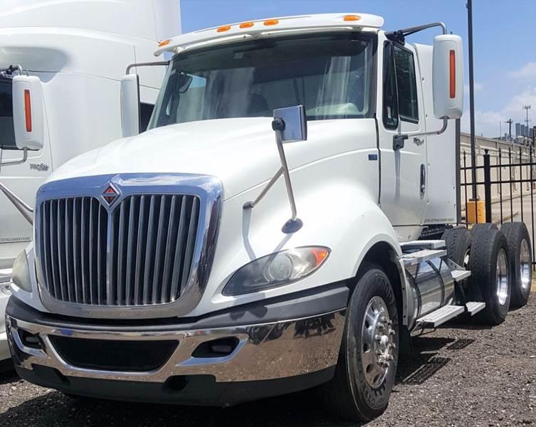 2011 International ProStar for sale at JAG TRUCK SALES in Houston TX