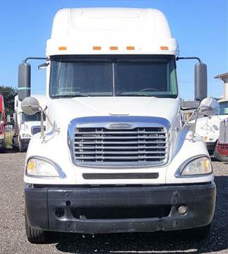 2008 Freightliner Columbia for sale at JAG TRUCK SALES in Houston TX