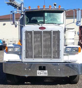 2007 Peterbilt 379 for sale at JAG TRUCK SALES in Houston TX