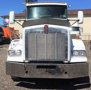 2007 Kenworth T800 for sale at JAG TRUCK SALES in Houston TX