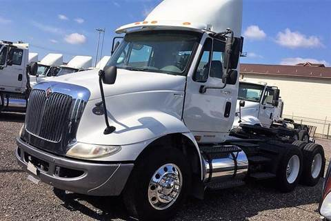 2011 International 8600 for sale at JAG TRUCK SALES in Houston TX
