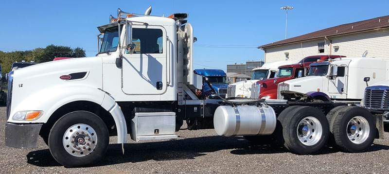 2011 Peterbilt 386 for sale at JAG TRUCK SALES in Houston TX