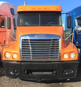 2006 Freightliner Century for sale at JAG TRUCK SALES in Houston TX