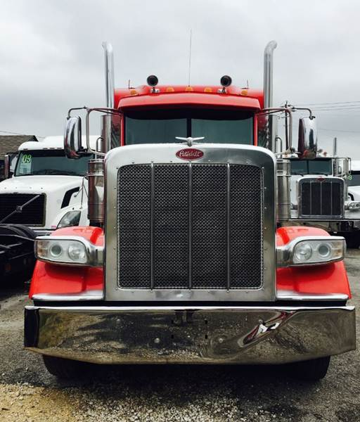 2012 Peterbilt 389 for sale at JAG TRUCK SALES in Houston TX