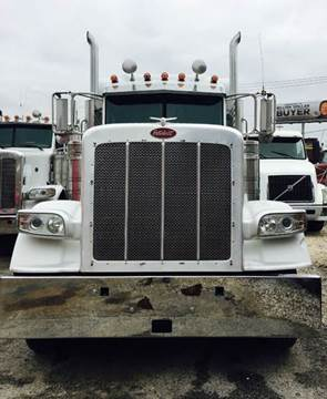 2011 Peterbilt 389 for sale at JAG TRUCK SALES in Houston TX