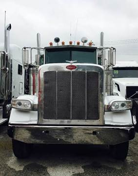 2012 Peterbilt 388 for sale at JAG TRUCK SALES in Houston TX