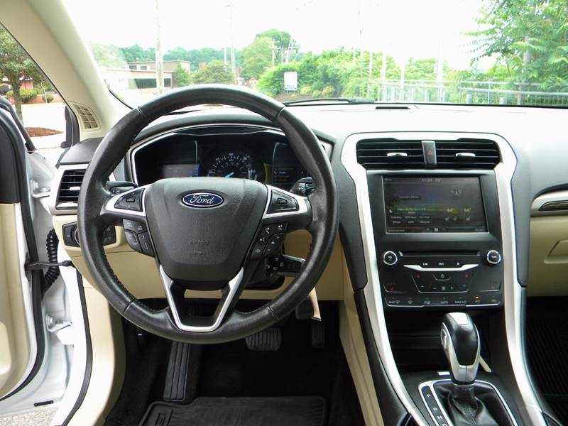 2014 Ford Fusion Energi SE 4dr Sedan - Derby CT