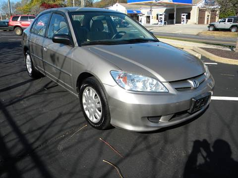 2005 Honda Civic for sale in Derby, CT