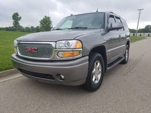 2005 GMC Yukon for sale in Trotwood, OH