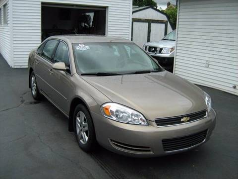 2006 Chevrolet Impala for sale in New Brighton, PA