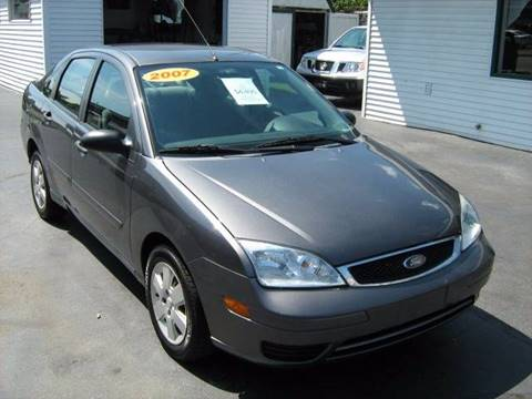 2007 Ford Focus for sale in New Brighton, PA