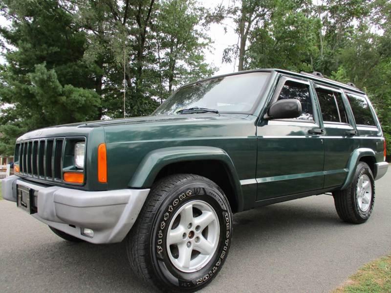 2000 Jeep Cherokee Sport 4dr 4wd Suv In Leesburg Va A Motors Llc