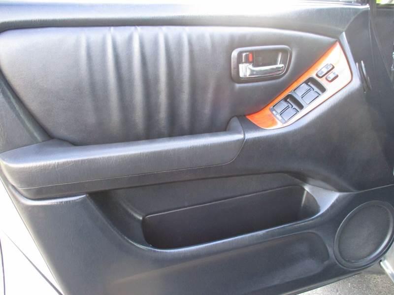 2003 Lexus RX 300 AWD 4dr SUV - Leesburg VA