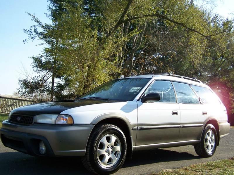 1999 Subaru Legacy Outback AWD 4dr Wagon